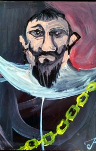 Retrato de Olivares II